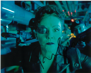 Frances Barber, Madame Kovarian - Doctor Who, 10 x 8- Genuine Signed Autograph 10530